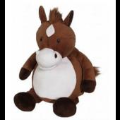 Hest Kræmmedyr til broderi på maven