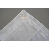 Lommetørklæde til Bryllup