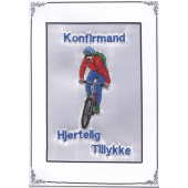 Konfirmand Telegram Dreng Mountainbike