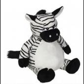 Zebra Buddy Kramme dyr.